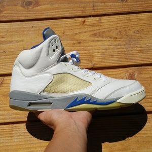 2006 Nike Air Jordan 5 V Retro Stealth Basketball